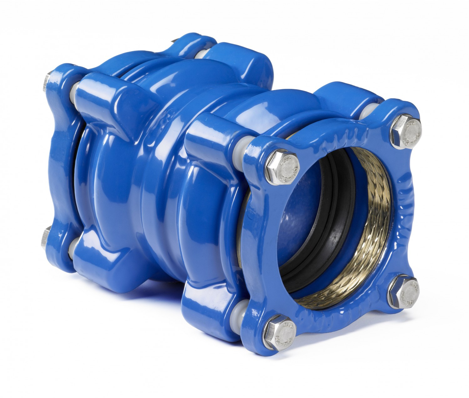 Fastfit Coupling for PE/PVC
